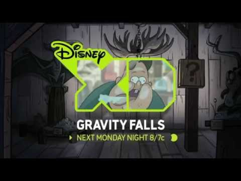 Falls - Hold on to your pine tree hats, Gravity Falls is coming to Disney XD and it's bringing with it 4 brand new shorts never before seen in the US!