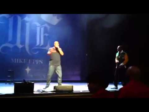 Doug E Fresh Mike Epps Paramount Oakland 2/8/2013