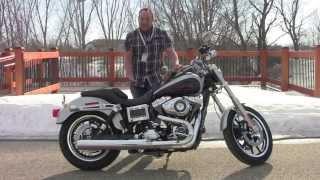 6. 2014 Harley-Davidson Dyna Low Rider