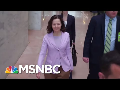Gina Haspel Will Not Withdraw Her Nomination For CIA Director | Kasie DC | MSNBC
