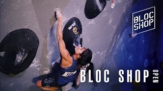 Bloc Shop Open 2017 - Replay by Bouldering TV