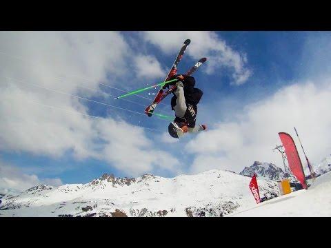 Cruise The Park   Ep. 4 Méribel   Freeski & Snowboard