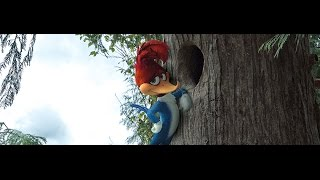Nonton Woody Woodpecker  2017    Teaser Trailer Released At Comic Con Experience Brazil 2016 Film Subtitle Indonesia Streaming Movie Download
