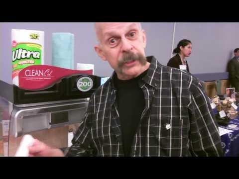 CleanCut Undercounter Paper Towel Cutter