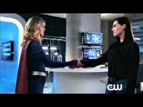 Supergirl 5x19 Ending Scene Lena understood why Kara lied to her