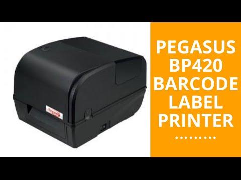 Pegasus BP401 Barcode Printer