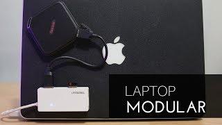 """Convierte tu Laptop, en una modular, por sólo $2.99! Cómo? Pues añadiendo pequeños puntos de """"Velcro"""" que te permitirán aprovechar la parte de la tapa de tu laptop, para colocar diferentes dispositivos! Yo lo tengo con un HUB USB 3.0 con 4 puertos adicionales, y un SSD de 480 GB! Así, en lugar de tener que estar buscando el disco cada vez que tengo que usarlo (que es el 90% del tiempo que uso mi laptop), ya está adherido a la parte trasera! Gadgets que uso:Passport Sling III - http://amzn.to/2rthNTNCámara Canon 70D - http://amzn.to/2smYRWuLente 10-18mm - http://amzn.to/2smTK95Micrófono Takstar SGC-598 - http://amzn.to/2rA6jQ7Trípode - Manfroto Pixi Evo 2 Section - http://amzn.to/2qJccY9RX100 III  - http://amzn.to/2qJaNRi (modelo nuevo - http://amzn.to/2rAalrQ)Pistol Grip  - http://amzn.to/2rtcZh2Batería Aukey 16,000 - http://amzn.to/2qP2navCargador USB 70D - http://amzn.to/2qJfCu1Cargador USB RX100 - http://amzn.to/2rAlvNbLG 360 Cam - http://amzn.to/2qPmtREiPad Pro 9.7"""" 256 GB - http://amzn.to/2qIXnVtSmart Keyboard - http://amzn.to/2rAjsbU→ BLOG: https://arturogoga.com→ Youtube: http://agoga.me/agsub→ Facebook: https://facebook.com/arturogogacom→ Twitter: https://twitter.com/arturogoga"""