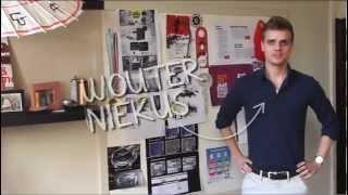 Meet Wouter Niekus: ITE Singapore Innovation Lab, 2013