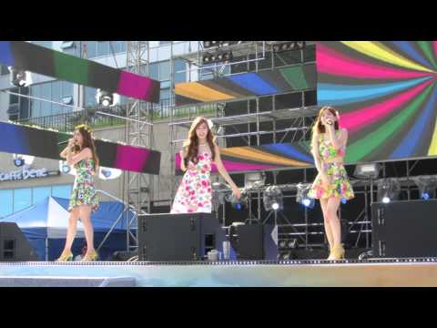 Blue - Recorded Live @ Blue One Water Park,Gyeongju City, Korea. 경주 블루원 리조트 케이팝 콘서트. (2014.07.30) www.newskorea.info.
