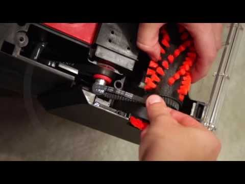 Deep Clean Essential How to Change Belt  8852