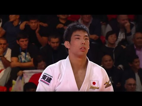 NAGASE Vs PIETRI Final -81Kg Judo World Championship 2015
