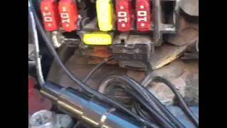 5. Honda shadow fuse box