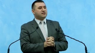 Serviciu Divin 30.11.2014 AM – Costel Cuciurean: Lucrarea Duhului Sfânt cu credinciosul şi în viaţa credinciosului.