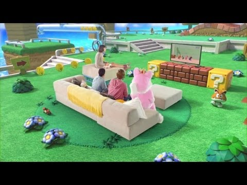 Super Mario 3D World 'Play Together' – Anuncio de TV