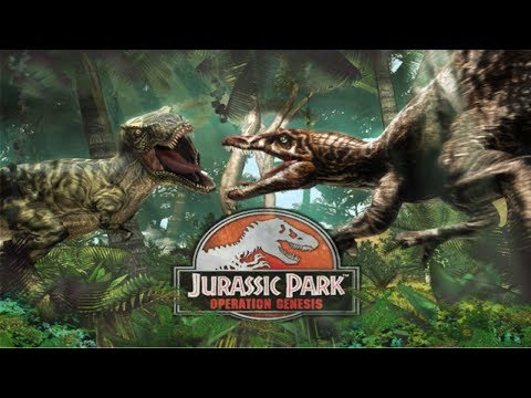 jurassic park operation genesis xbox 360