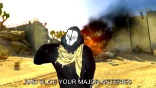 Sniper Vs. Knifer Rap Battle Feat.BasicallyIDoWork
