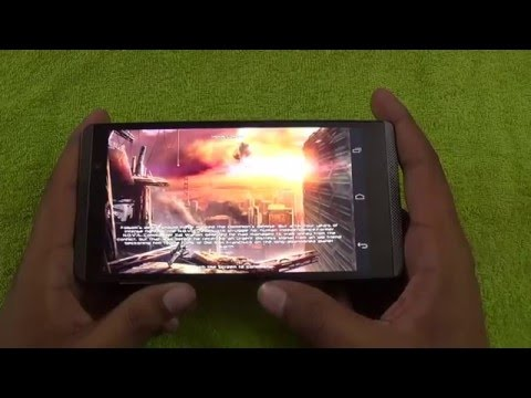 HP Slate 6 Voice Tab Gaming Review