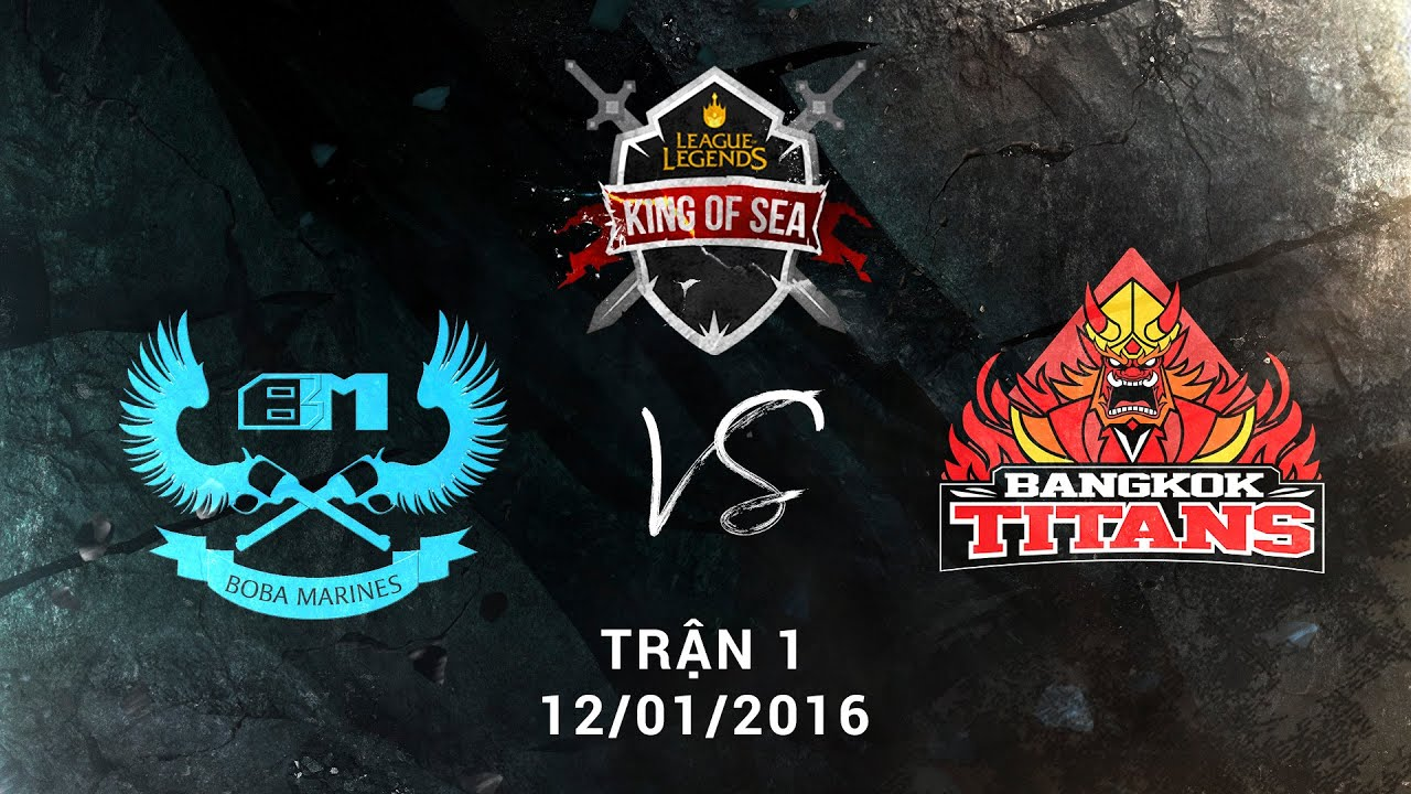 [12.01.2016] BM vs BKT [KingOfSea 2016]