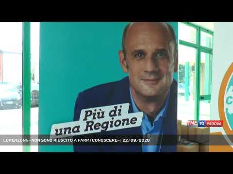 LORENZONI: «NON SONO RIUSCITO A FARMI CONOSCERE» | 22/09/2020