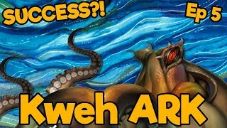 A Successful Aquatics Episode?! | Kweh ARK SMP | Ep. 5