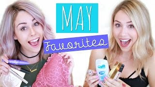 May Favorites 2016 | Hair Color, Drugstore Makeup, Bralettes, Food +MORE by Eleventh Gorgeous