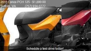 9. 2015 Lance PCH 125  for sale in Suffolk, VA 23434 at Ridetim