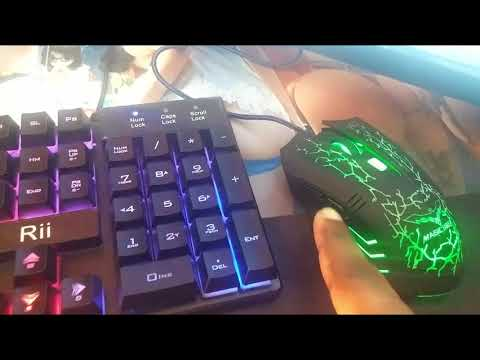 UNBOXING HAVIT HV-MS672 3200DPI Wired Gaming Mouse, 4 Adjustable DPI Levels, 800