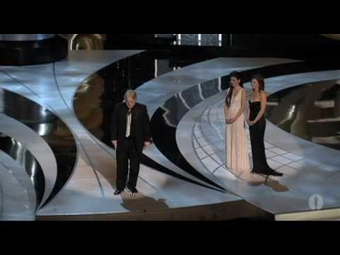 Philip Seymour Hoffman winning Best Actor