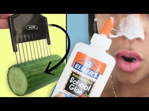 9 STUPID Life Hacks That Actually WORK!!