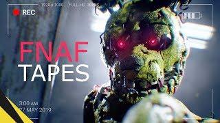 [UE4] FNAF Tapes: SpringTrap Escaped! FNAF VR