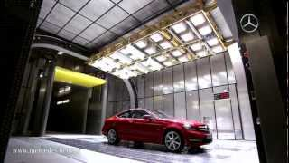 The Mercedes-Benz Climate Tunnels