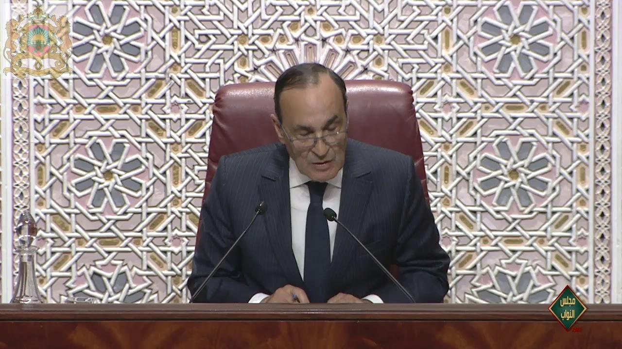جلسة الدراسة والتصويت على النصوص الجاهزة 18/04/2019