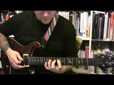 How To Practice Guitar Scales & Modes – Scale Practice Routine