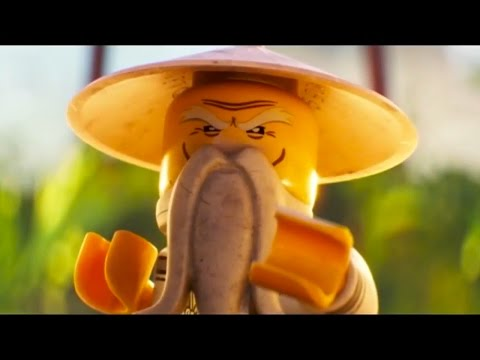 The Lego Ninjago Movie (Promo Clip 'Sensei Wu')