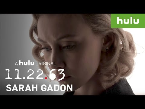 11.22.63 (Character Featurette 'Sadie Dunhil')