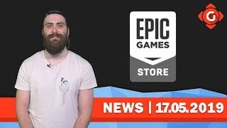 Epic Games Store: Mega Sale ab sofort! E3: Activision ohne Stand! | GW-NEWS