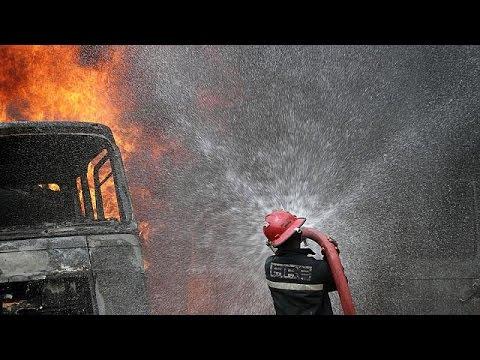 Νιγηρία: Νέα έκρηξη σε αγωγό πετρελαίου