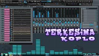 Terkesima Koplo - Dangdut FL Studio Korg PA 600