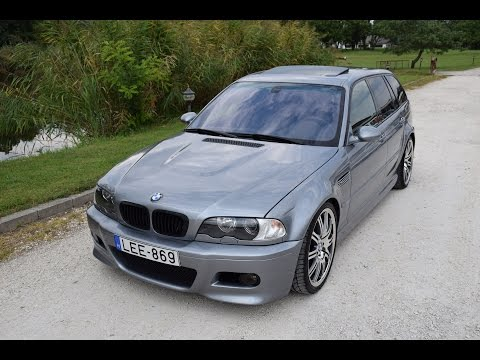 BMW E46 M3 Touring | based on 318d