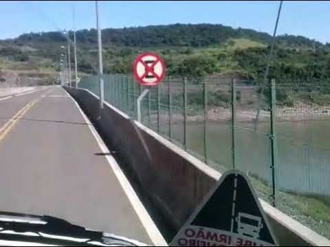 barragem de aguas de chapecó
