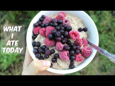 Diet plans - WHAT I ATE TODAY // TASTY AF & EASY
