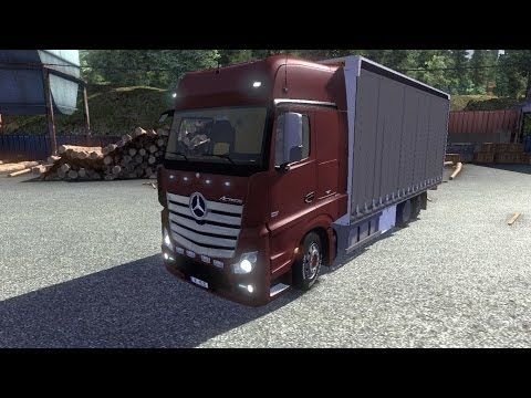MB MP4 + Trailer + Interior + Addons