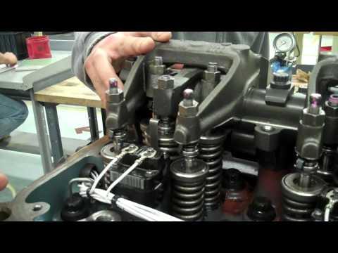 Chattahoochee Tech Diesel, Injector Height, Detroit Series 60