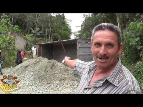 Consórcio Construtor São Lourenço x Sr Pedro destruição da estrada da Laranjeira