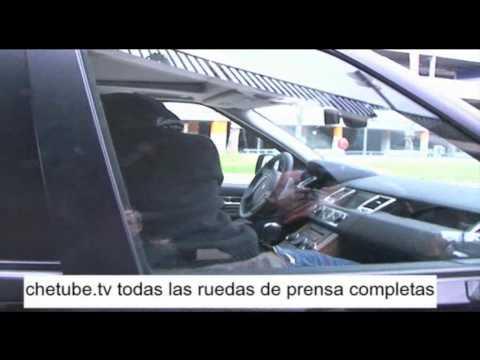 Retorno de Miguel a los entrenamientos del Valencia