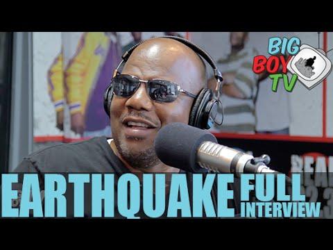 Earthquake FULL INTERVIEW | BigBoyTV