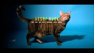"""Aesop Rock - """"Catacomb Kids"""" [Instrumental]"""