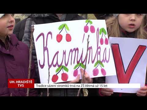 TVS: Uherské Hradiště 31. 3. 2018