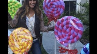 Giant Lollipops DIY - YouTube