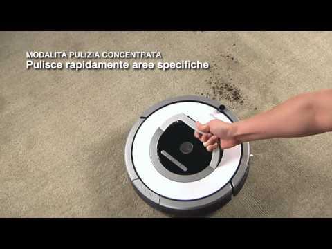 iRobot Roomba 780 Euronics.it